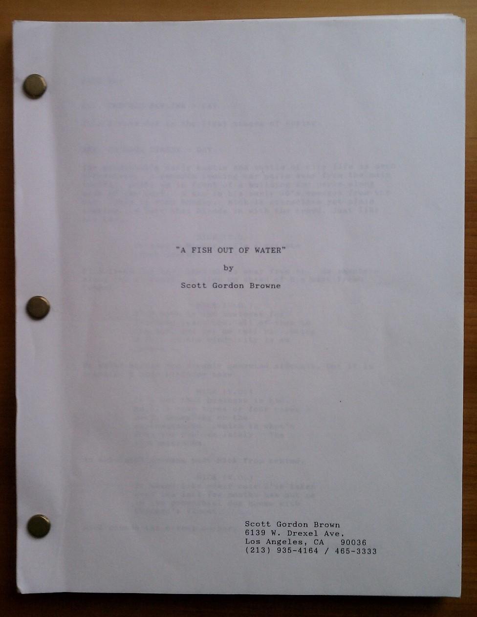 Naked Gun Script 47