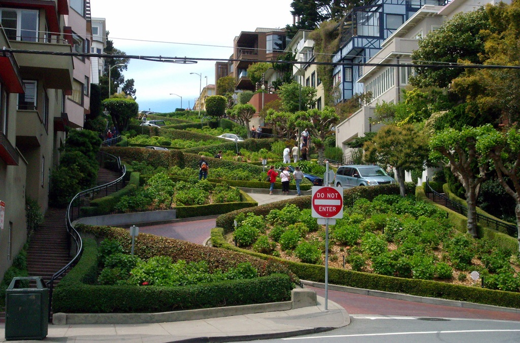 Exceptionnel Lucky Bastard San Francisco Blog Tour – Lombard Street | S.G. Browne XB95