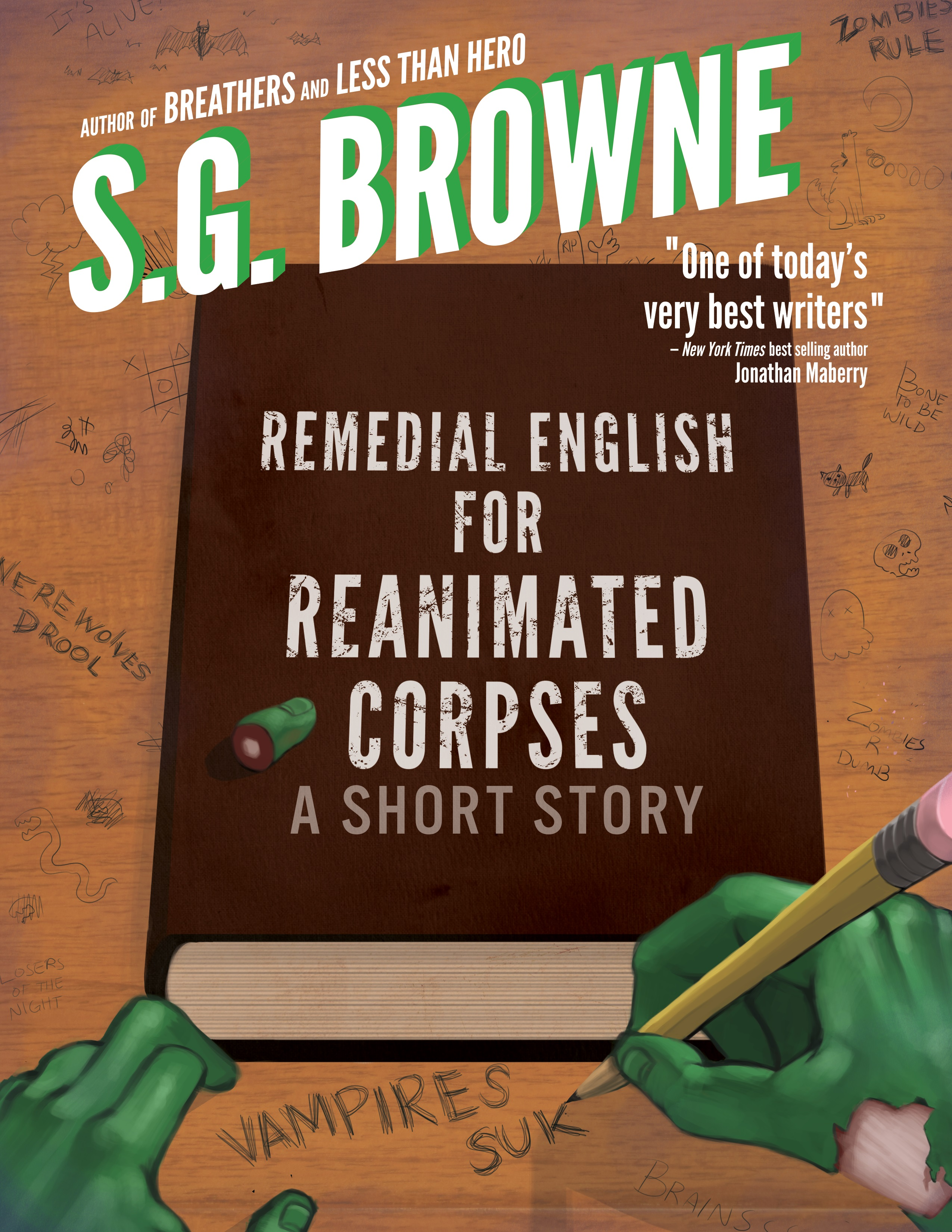 Remedial English cover